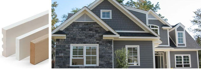 Exterior Trim Products : Snavely forest products plycem